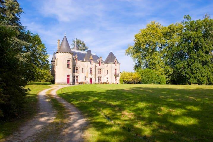 Château Ribagnac - Country Retreat