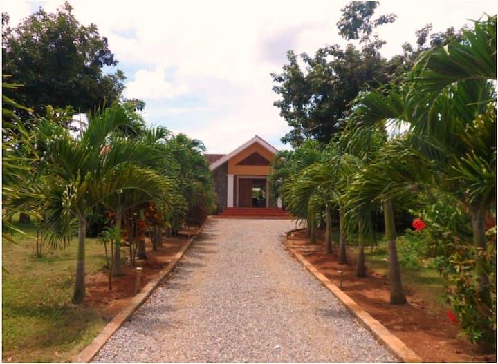 Chambre Playita - Villa Los Tainos
