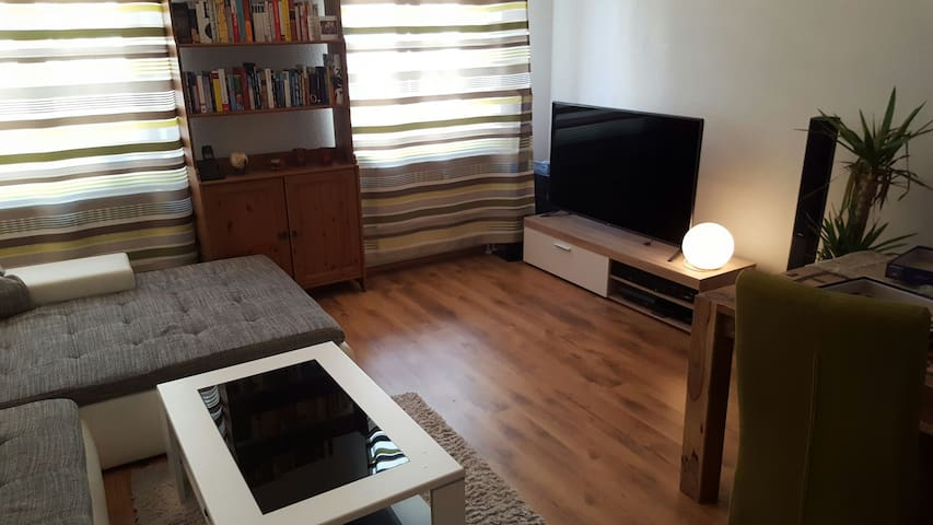 Cosy room in downtown - Magdeburg - Apartemen