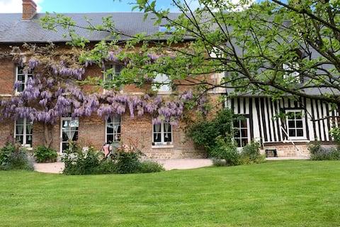 Maison de charme en Normandie