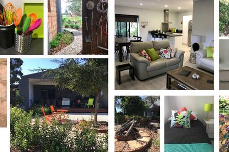 Entire House. Modern 2x2. Private drive & garden