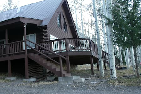 Mountain Escape w/Comforts of Home - Cimarron