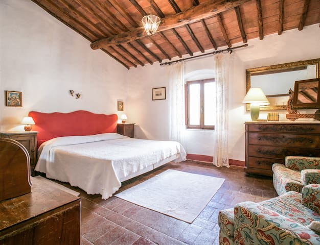 Il Ghiro, Medieval Apartment - Gaiole in Chianti - Apartment