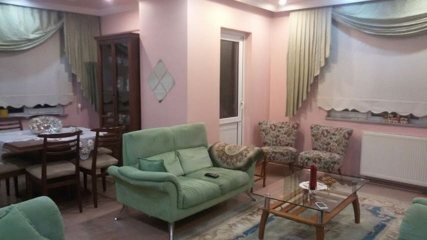 FULL FURNISHED APARTMENT IN BOZTEPE