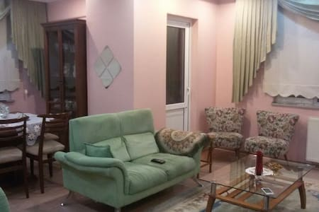 FULL FURNISHED APARTMENT IN BOZTEPE - Trabzon - Huoneisto