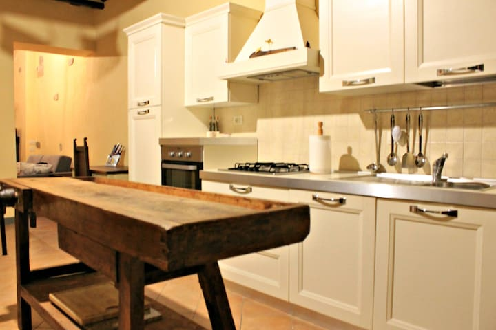 Quiet apartment inside the walls - Lucques - Appartement