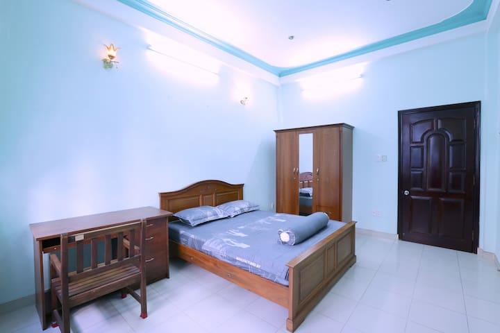Spacious Room Nearby Botanic Garden - Ho Chi Minh City - Huis