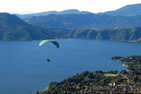 ¡Super simple, super central! - Valle de Bravo