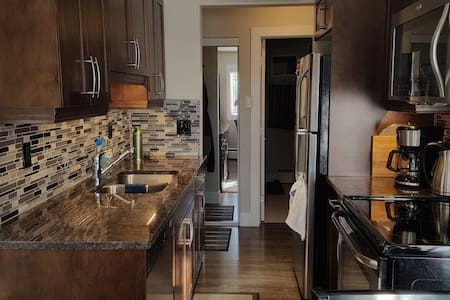 Whyte Ave Area Condo - Clean and Well Appointed! - 埃德蒙顿 - 公寓