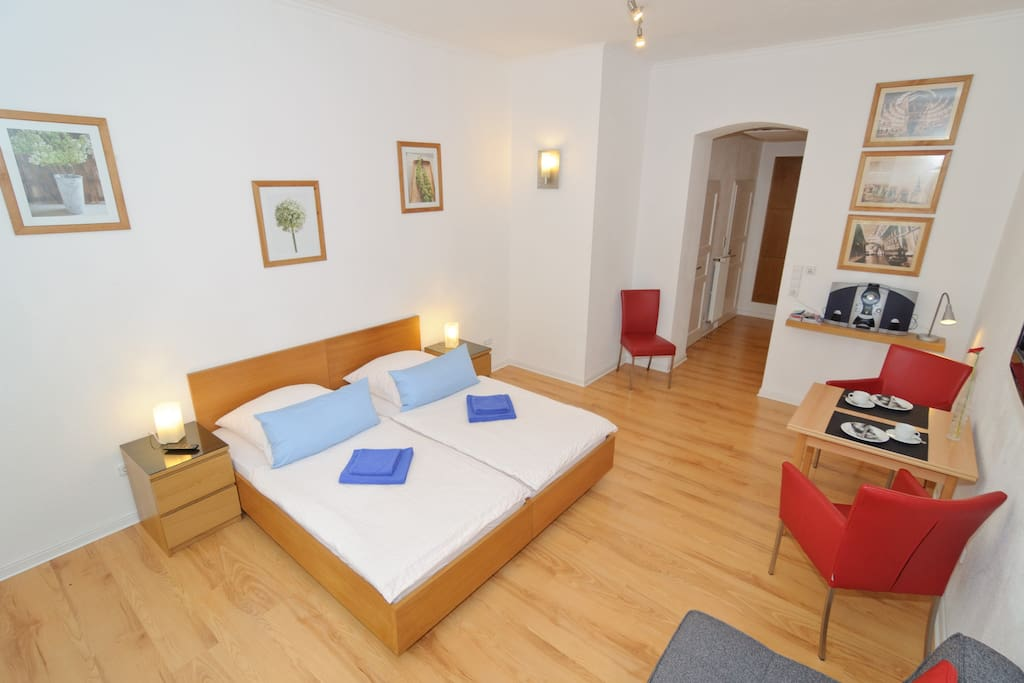 Rent A Room In Dusseldorf