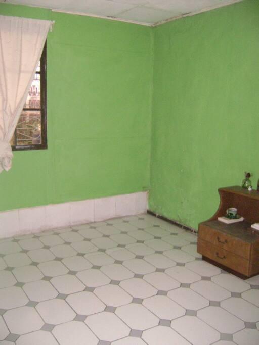 2do cuarto amplio, incluye cama