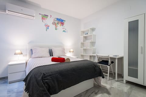 BRAND NEW ROOM in Renovated House