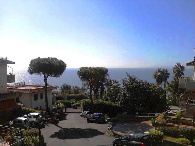 Depto panoramico en Aci Trezza - Aci Trezza - Lejlighed