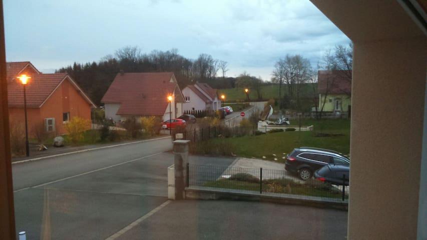 chambres à deux pas de l'Alsace  - Faverois