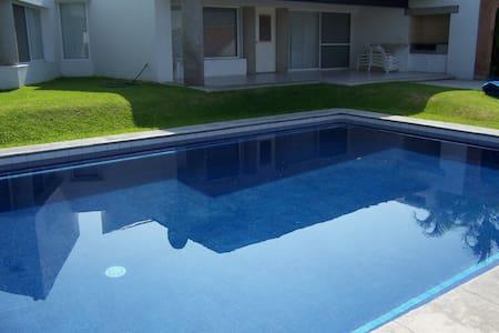 Preciosa Casa en Cuernavaca,Morelos - Centro