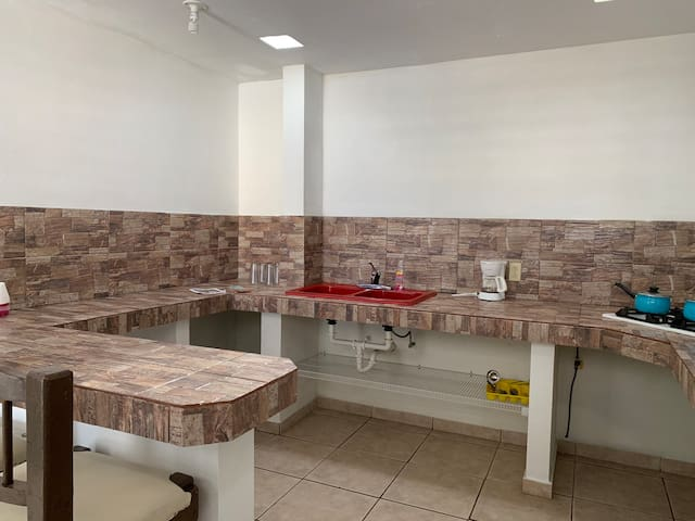 Combate, Cabo Rojo Beach Apartment w/Kitchen