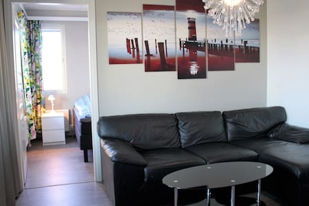 Brand new apartment with nice view - Vaasa