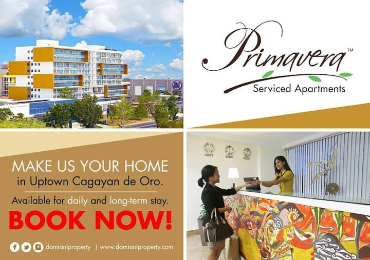 Primavera Serviced Apartments by Damiani (Studio)