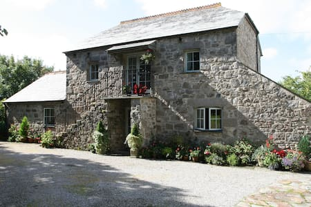 Torr House Cottages - Hollyhock - Blisland