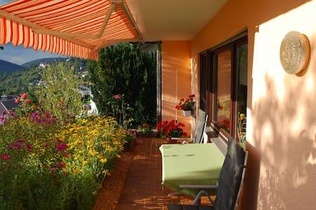 Abendsonne Ferienwohnung  - Neckargemünd - Apartemen