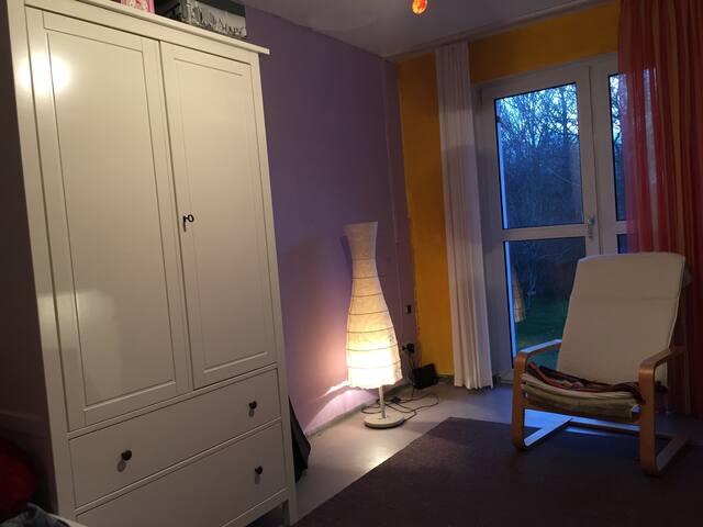 gemütliches Zimmer(Nur Frauen) - Göttingen - Ev