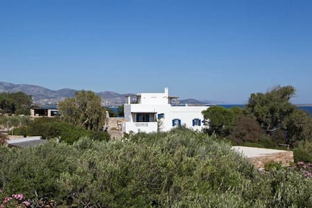4 bdrm, Alfresco dining, pool - Antiparos - Villa
