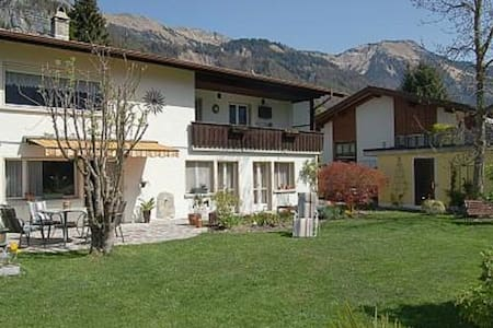 Gartenapartment am Brienzer See - Brienz - Leilighet