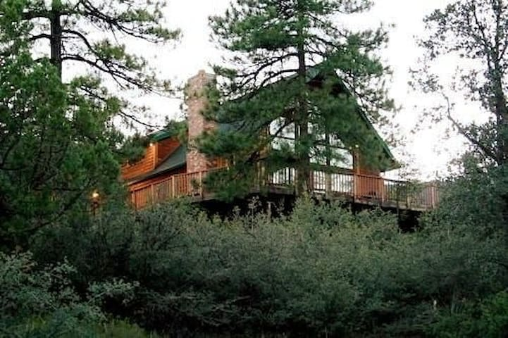 Beautiful Spacious Cabin in Pine, AZ