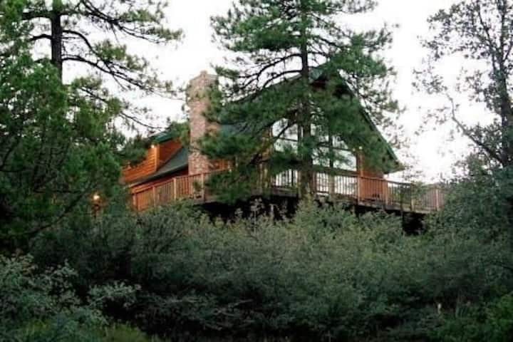Beautiful Spacious Cabin in Pine, AZ
