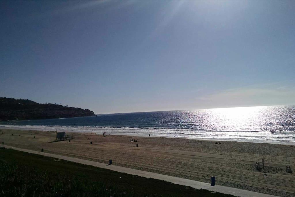 Redondo Beach located just a few miles away.