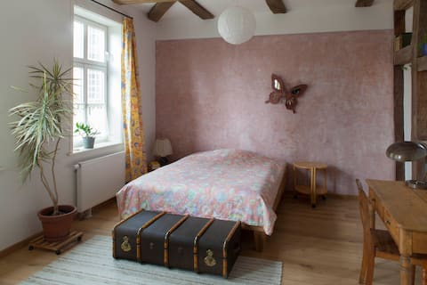 Fachwerk-Romantik im Leinebergland