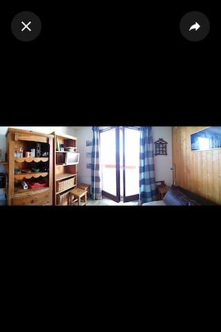 Studio a l alpe d huez - Huez - Apartment