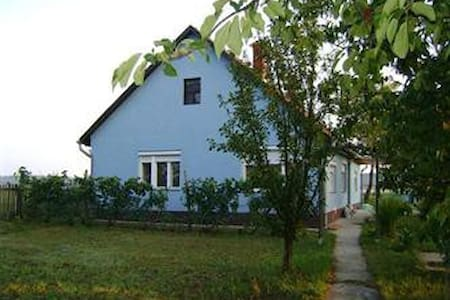 Beautiful Cozy and Rural farmhouse - Jászszentandrás - Huis