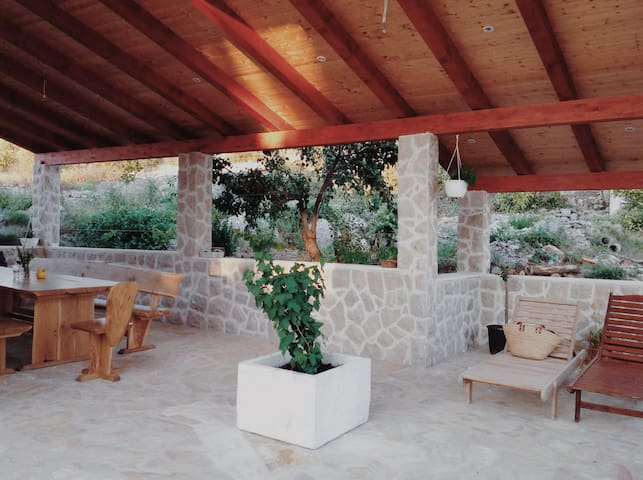 Mediterranean Style Studio On Beach