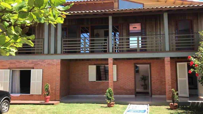 Casa Beira Mar, grande, aconchegante, p/18 pessoas