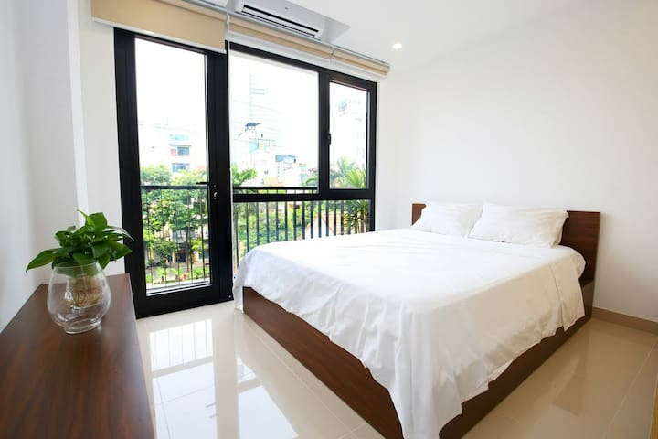 Two bedroom at Truc Bach,Thanh Nien,Tran Vu street