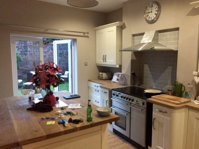 Large double ensuite bedrooms in Victorian house - Eccles - Haus