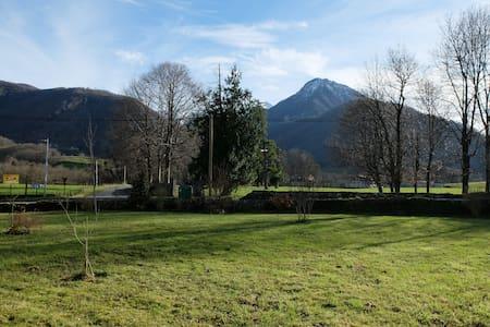 Grange+maison*** 12P face Pyrénées  - Arthez D'Asson  - 獨棟