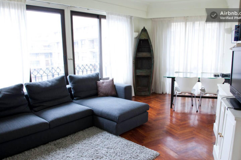 Our sunny livingroom