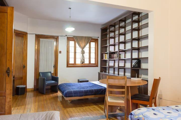 4beds-privateroom-sharebath,condesa - Mexico City - Huis