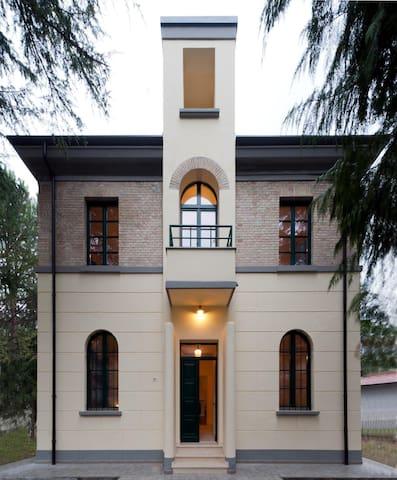 Villa Al Circolo - Tontola - Villa