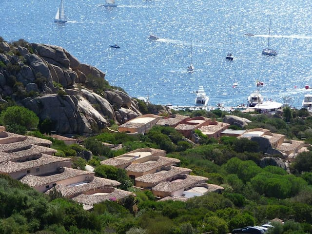 Small budget holiday in the beauty - Punta Sardegna - House
