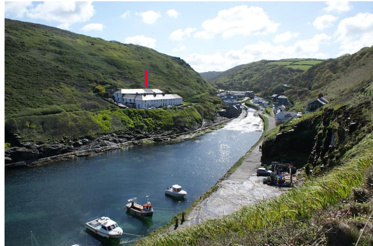 Rustic Retreat - Boscastle - Casa