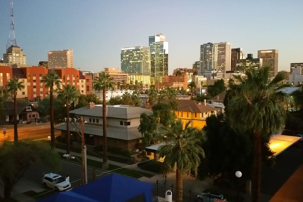 58 Downtown Phoenix Incredible Location Views Apartments For Rent In P