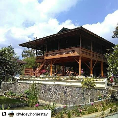 Ciwidey Villa /Homestay Rancabolang - Ciwidey - Alojamento ecológico
