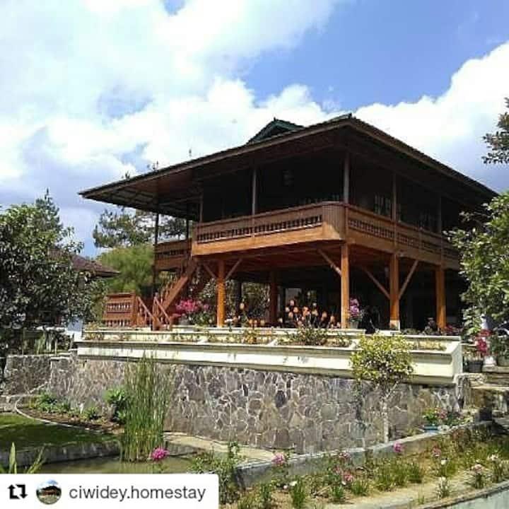 Ciwidey Villa /Homestay Rancabolang