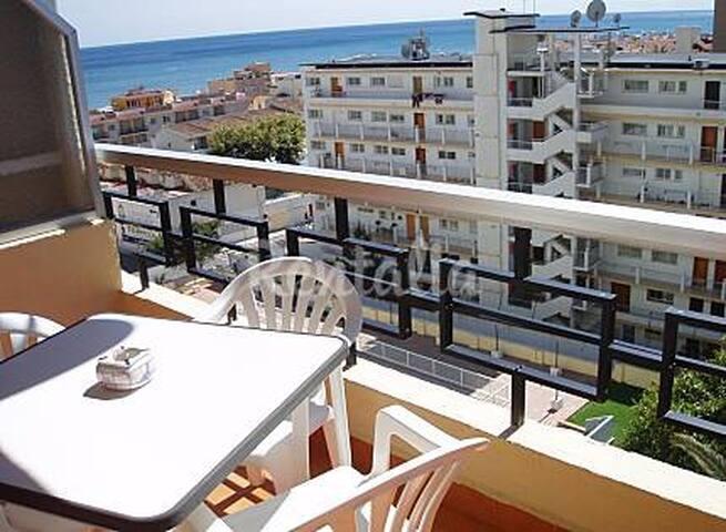 Estudio en la carihuela appartementen te huur in torremolinos andalusi spanje - Estudio en torremolinos ...