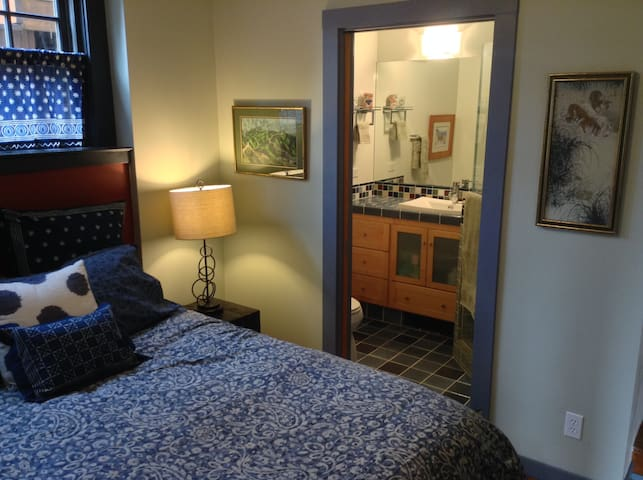 roomy and light studio apartment - Kensington - House