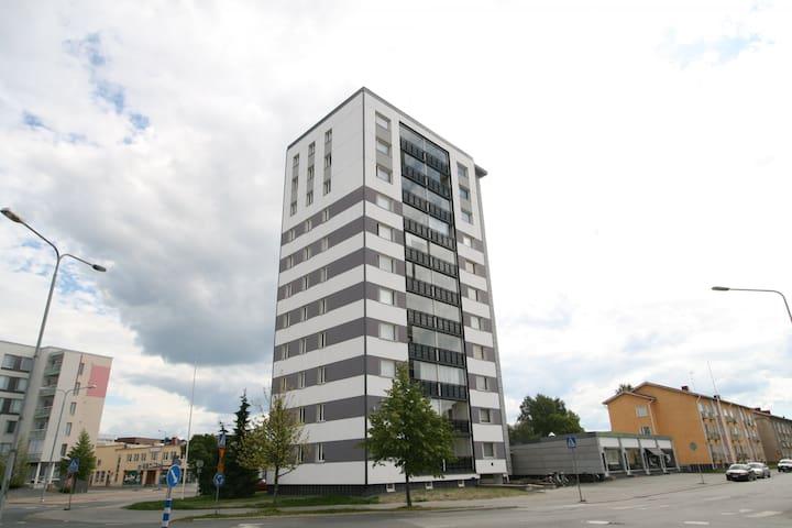 Forenom studio apartment in Pori