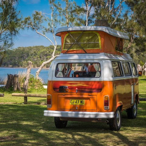 Retro Kombi Camper Self Drive holiday Batemans Bay - Malua Bay - Camper/RV